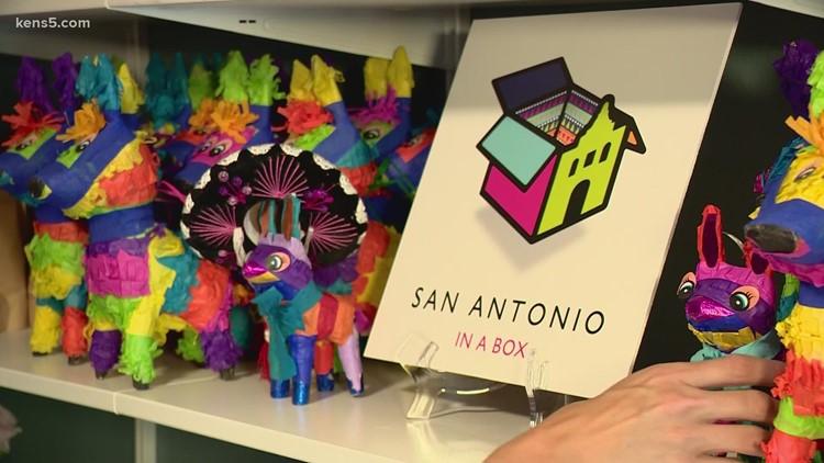 Small business puts San Antonio in a box | Made in SA