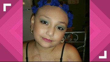 Young cancer patient's dream realized just after her passing