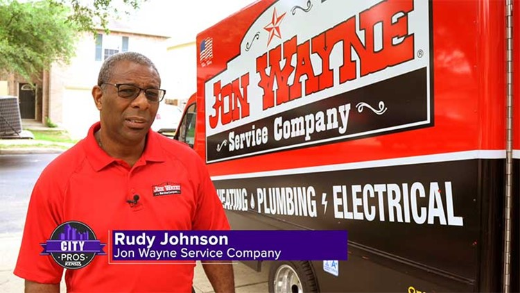 CITY PROS: Get zone cooling with the Jon Wayne FLEX A/C system
