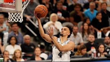 White scores 36 as Spurs beat Nuggets 118-108, take 2-1 series lead