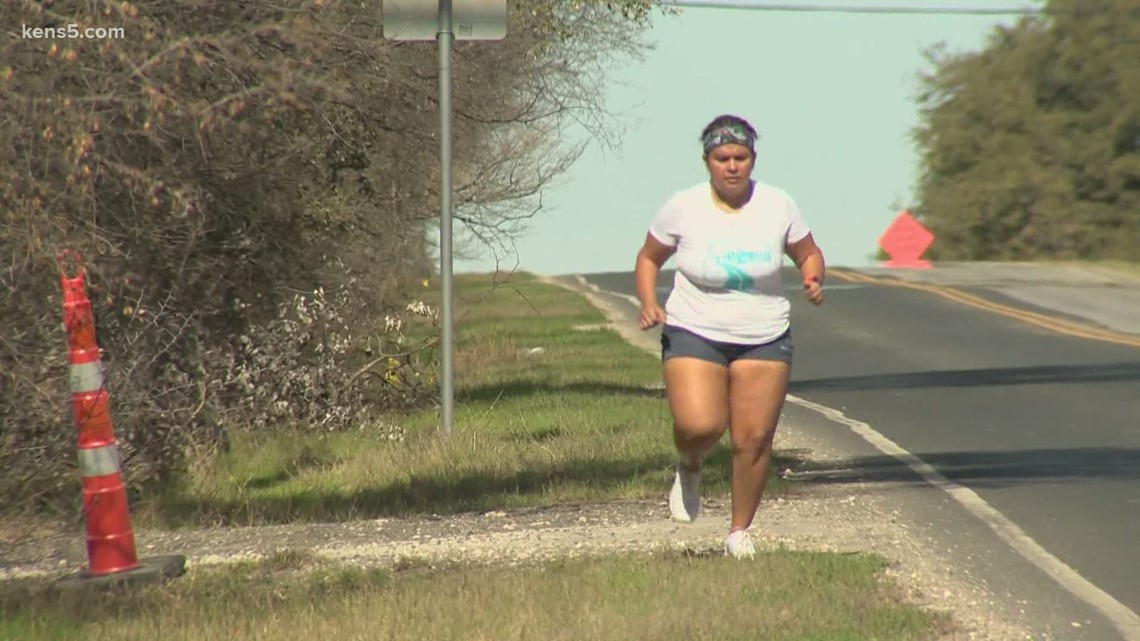 San Antonio veteran training to run 76 miles in memory of Vanessa Guillen