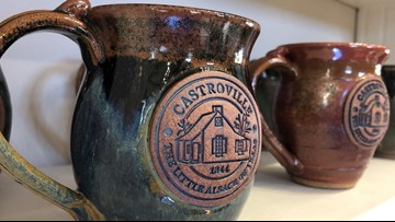 Made in S.A.: Castroville Pottery