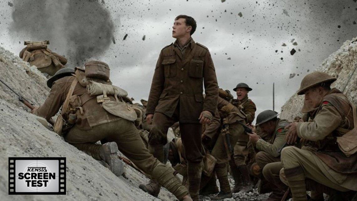 '1917' Review: Sam Mendes's technically triumphant war film can get in its own way