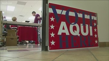 Super Tuesday voting in Texas: Where to vote and what's on the ballot in Bexar County
