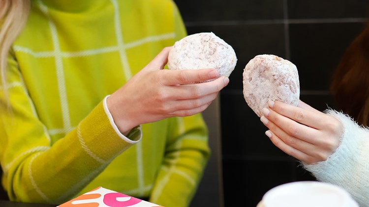 Dunkin' offering 'Dulce De Leche' donut to celebrate Hispanic Heritage Month