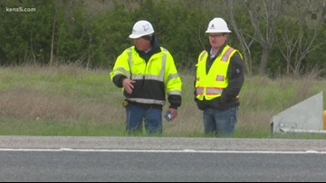 US 281 project brings new nightly lane closures