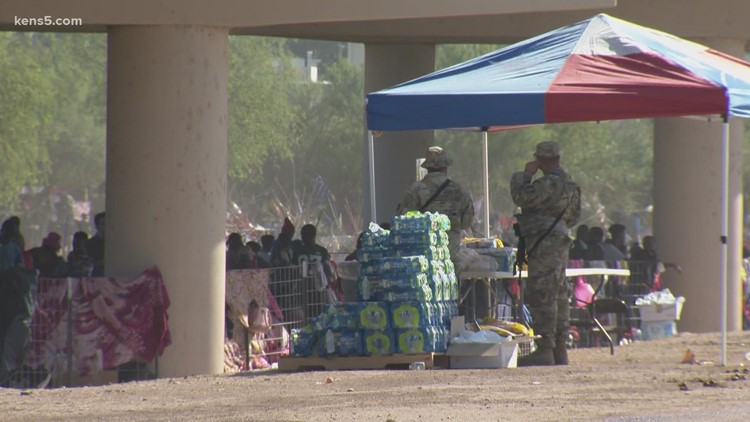 DHS releases strategy to address increase in migrants in Del Rio