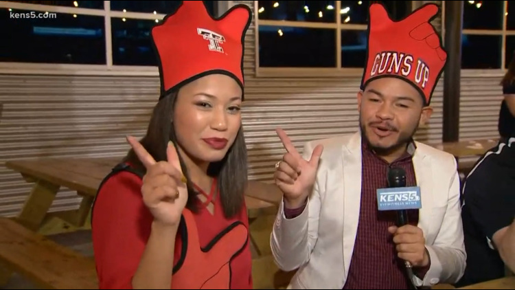 Texas Tech watch party ends in heartbreak over national championship
