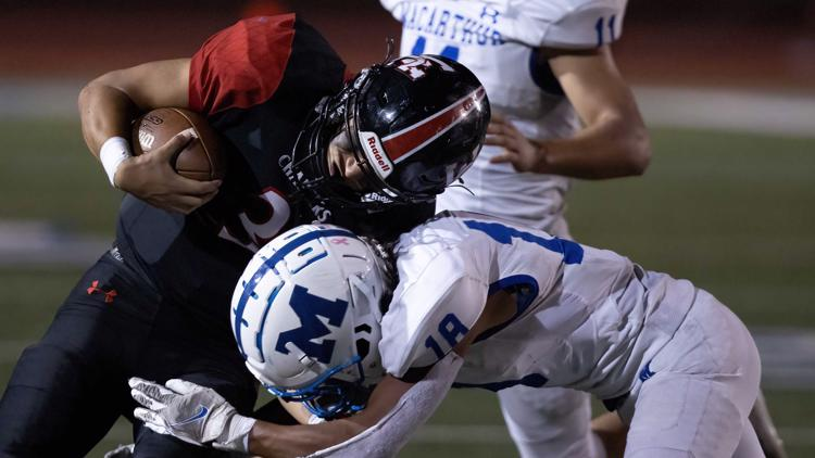 Churchill routs MacArthur for Week 9 victory
