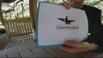 'Defense Gang' supports new members, homeless veterans