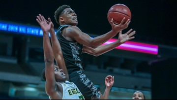 Steele's improbable run to state tournament ends with 69-60 loss to Klein Forest
