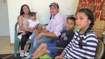 U.S. citizen's family ready to cross border into San Diego
