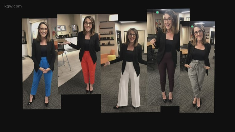 """KGW's Maggie Vespa responds to viewer asking her to """"dress like a normal woman"""""""