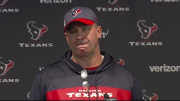 It's official: Bill O'Brien now GM and head coach of Houston Texans