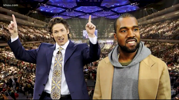 Kanye West and Joel Osteen to team up again in 2020
