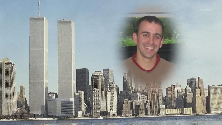 'I hope my story is a story of hope' | 20 years after 9/11, Bellaire businessman recounts escaping World Trade Center