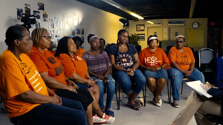 Bus drivers sit down with KHOU 11 Investigates