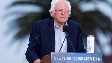 Bernie Sanders calls Trump 'racist' at South Carolina MLK Day speech