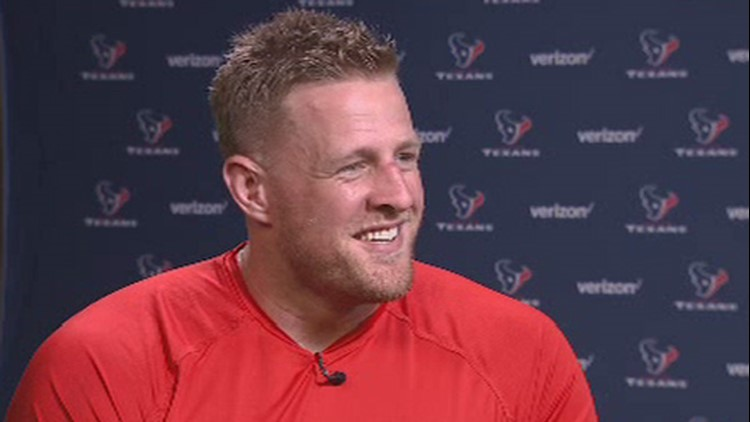 Watt raised over $37 million dollars in the weeks after Harvey and has been working with his foundation to decide how to distribute the money.