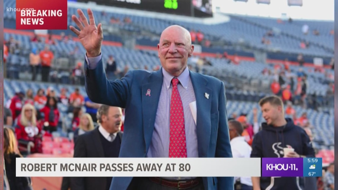 Houston Texans founding owner passes away at 81