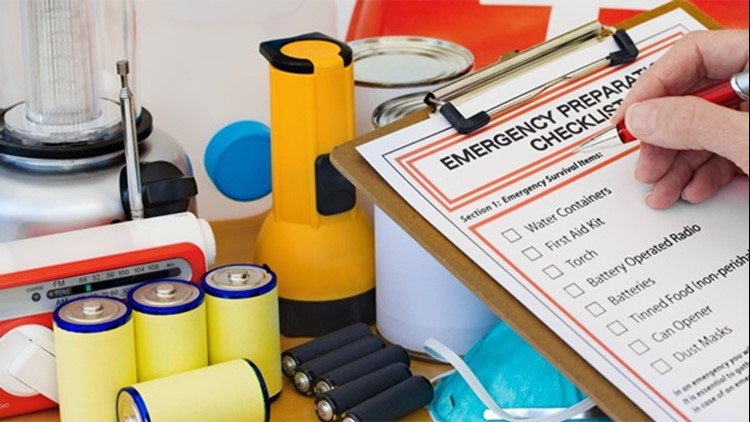 Hurricane supply list: What you'll need if a storm hits the Gulf Coast
