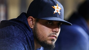 Assault charge against Astros closer Roberto Osuna withdrawn