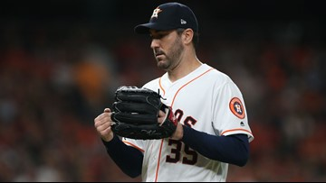 LIVE BLOG: Astros fall to Red Sox 4-1 in Game 5 of ALCS