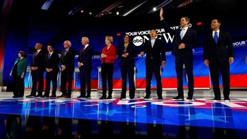 Turn Texas blue? Democratic presidential debate in Houston turns spotlight on Lone Star State
