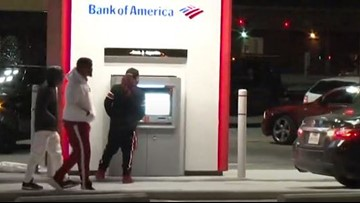 Customers will get to keep the cash after ATM accidentally gives out $100's