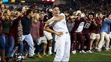 SEC fines A&M for post game fan activity; investigating reported fights
