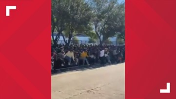3 injured after getting trampled while trying to enter Astroworld Festival