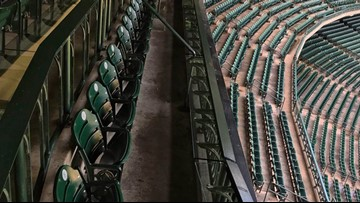 Astros: Here's how you can buy old seats being removed from Minute Maid Park
