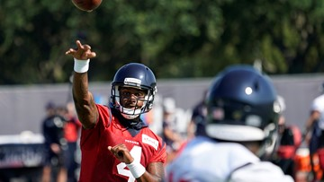 Know before you go: Texans open practice at training camp