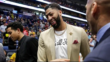 Lakers, Pelicans agree on Anthony Davis trade