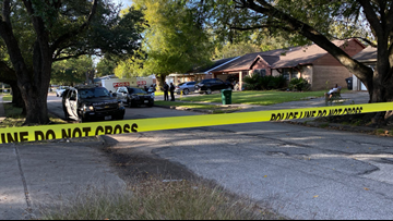 HPD: Robber shot to death with own gun by homeowner in Westbury