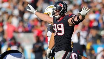 Watson, Watt lead way as Texans outlast Chargers, 27-20