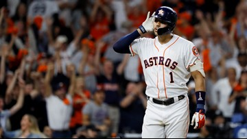 The best photos and reactions after Carlos Correa's walk-off home run for Astros