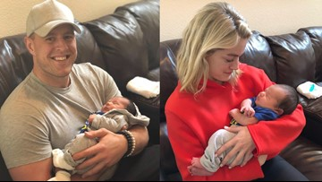JJ Watt is now an uncle and the baby pics are too precious
