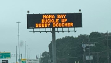 'Mama say buckle up': TxDOT channels 'The Waterboy' to tell drivers to be safe