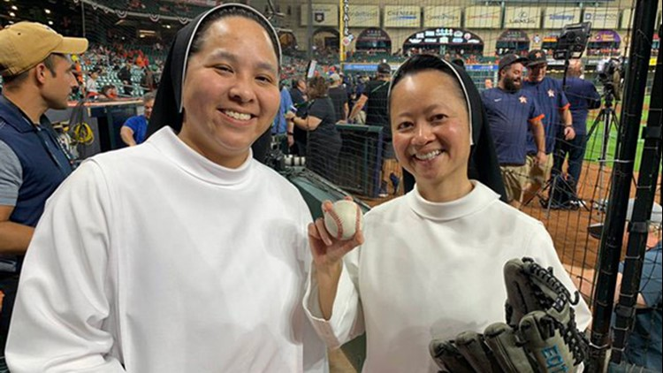 'Rally Nuns' to attend Game 1 and 2 of World Series