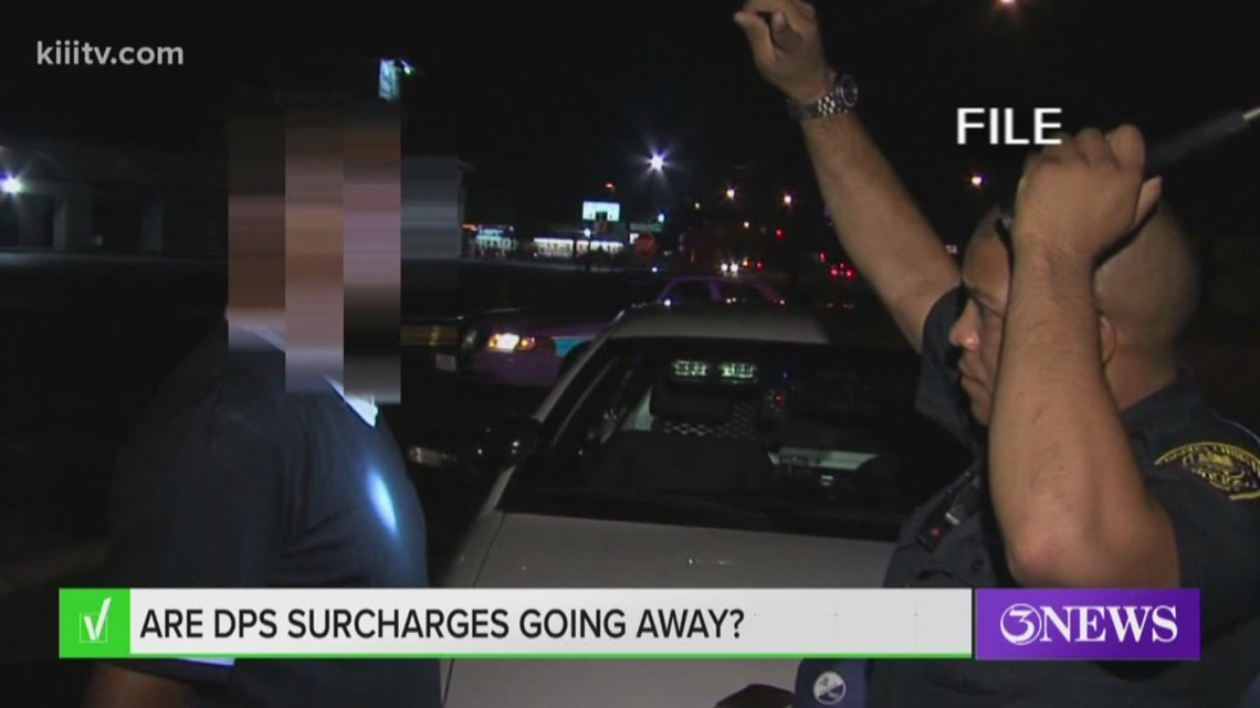 Verify: Are DPS surcharges for traffic offenses going away Sept. 1?