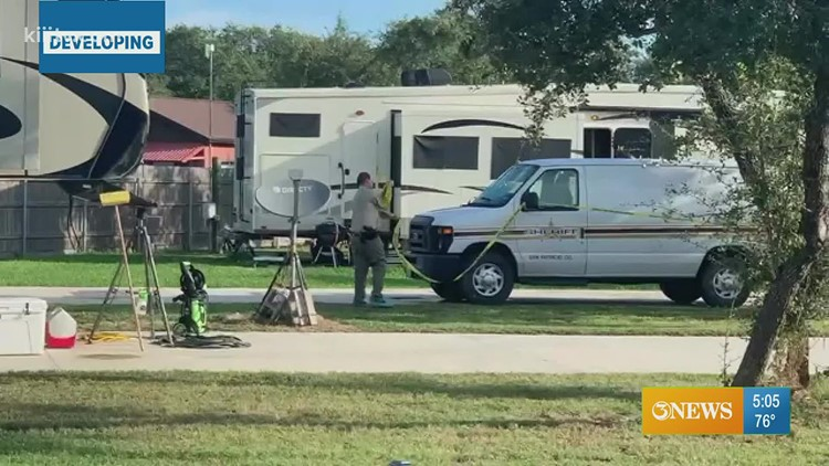 Two dogs, four people dead in triple murder-suicide near Corpus Christi, according to police