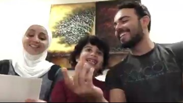 Lamar senior surprises mom with his medical school acceptance in joyfully sweet viral video