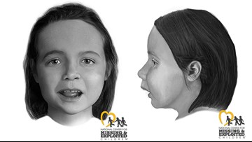 New information released about girl found dead in suitcase in Texas
