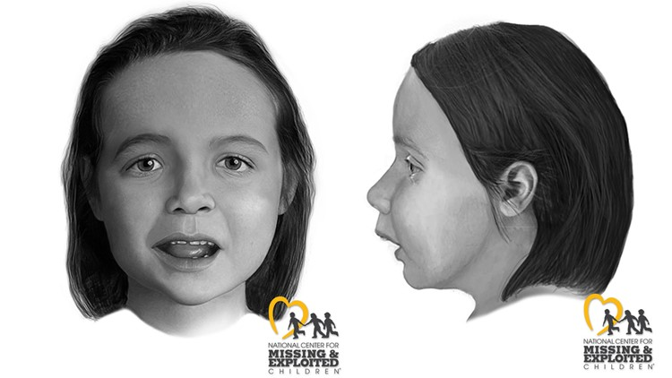 Madisonville missing girl suitcase arizona texas