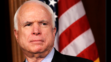Arizona, national leaders react to Sen. John McCain's death