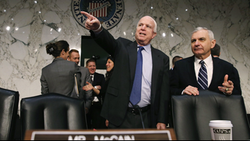 'The Maverick': A look at John McCain's accomplishments, record in the Senate