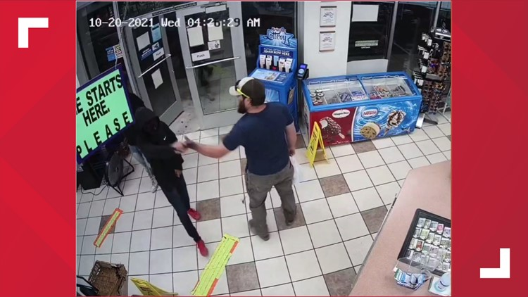 Marine Corps veteran disarms suspect in attempted robbery in Arizona