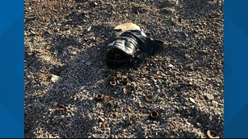 Sheriff releases photos of item that cause bomb scare at Montana school