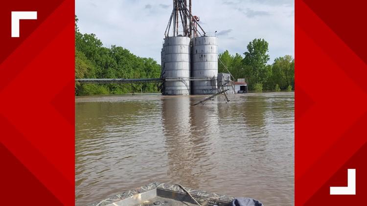 winfield flooding